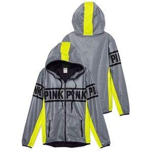 VS PINK Full Zip Anorak Jacket